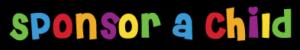 Sponsor a Child - heading