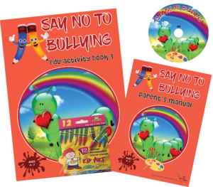 Say No To Bullying (Parent & Child)