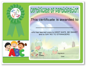 Stranger-Danger-Certificate