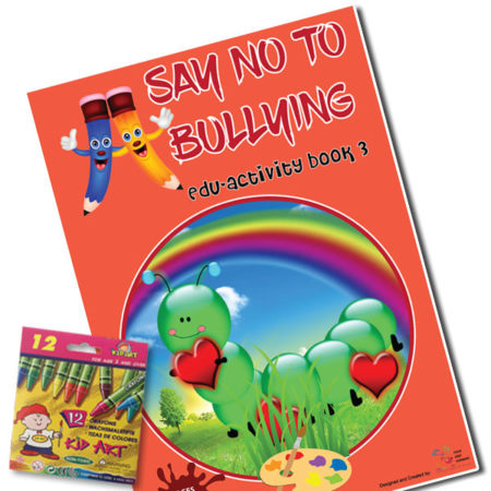 Say-No-To-Bullying-Student-Book