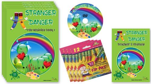 Stranger-Danger Student and Teracher